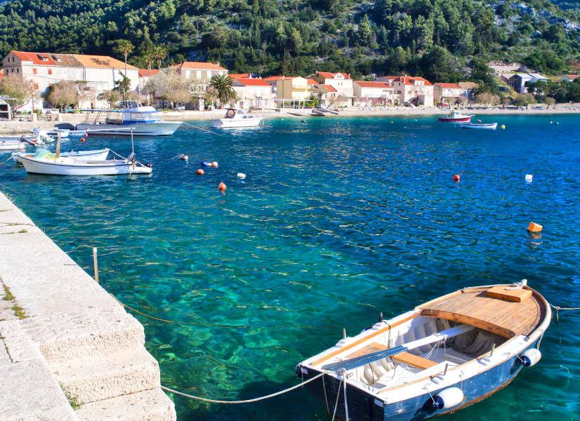 Firefly Holidays Croatia KL2 Trstenik 1 600h