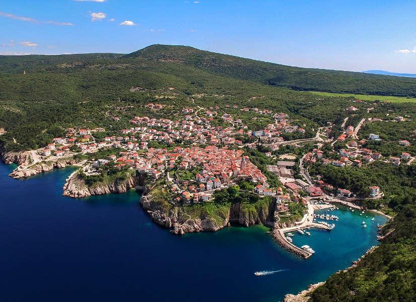 Firefly Holidays Croatia Vrbnik Krk 600h