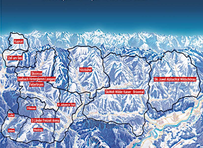 Super Ski Card Area 600h