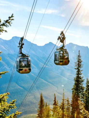 Banff Gondola Tall