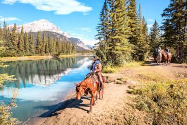 Banff Horse Trail Std