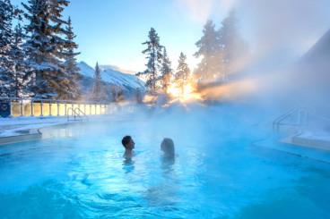 Banff Hot Springs Std