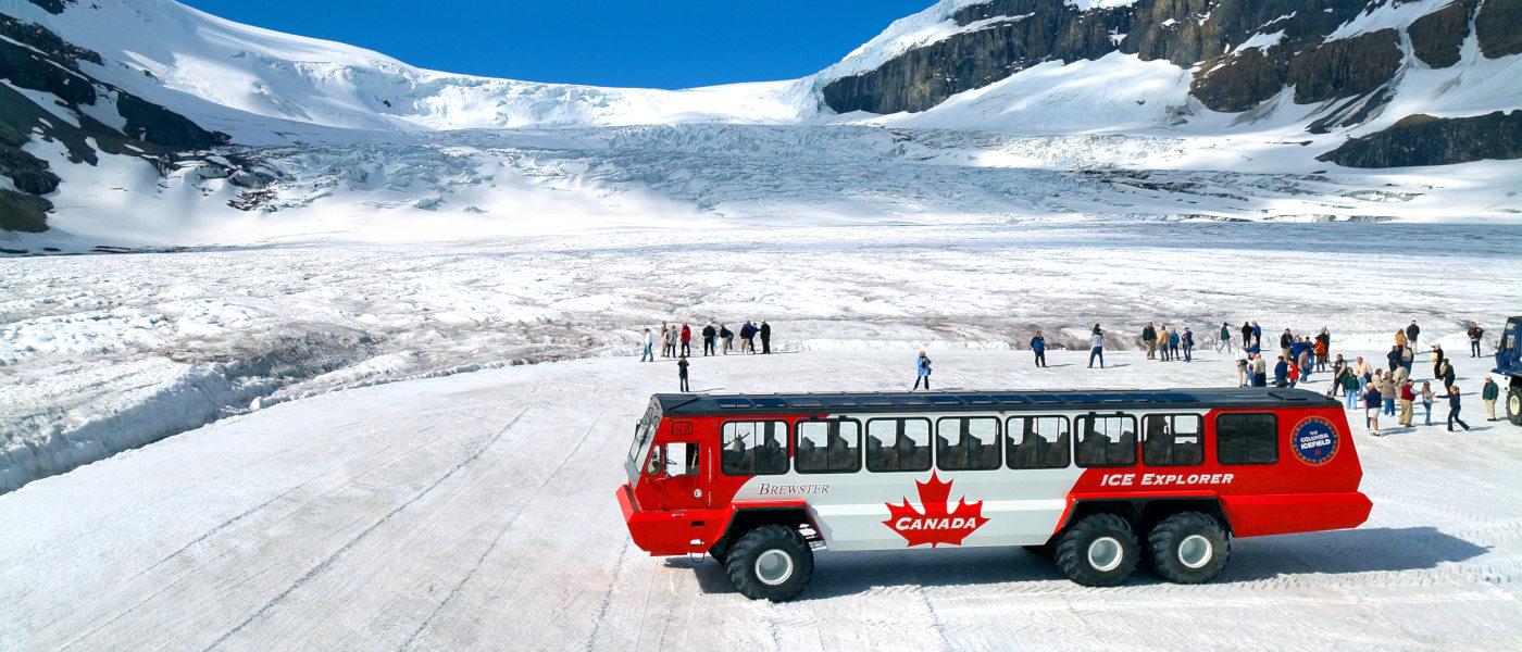 Firefly Holidays Athabasca Glacier 3