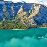 Firefly Holidays Banff Lake Minnewanka