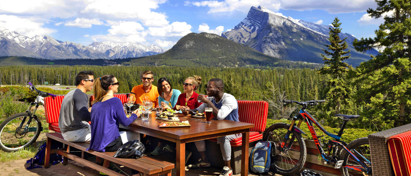 Firefly Holidays Banff MTB Juniper