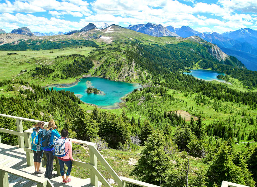 Firefly Holidays Banff Sunshine Meadows 600h