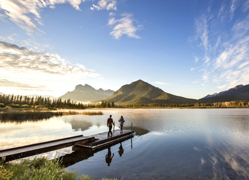 Firefly Holidays Banff Vermilion Lakes 1 600h