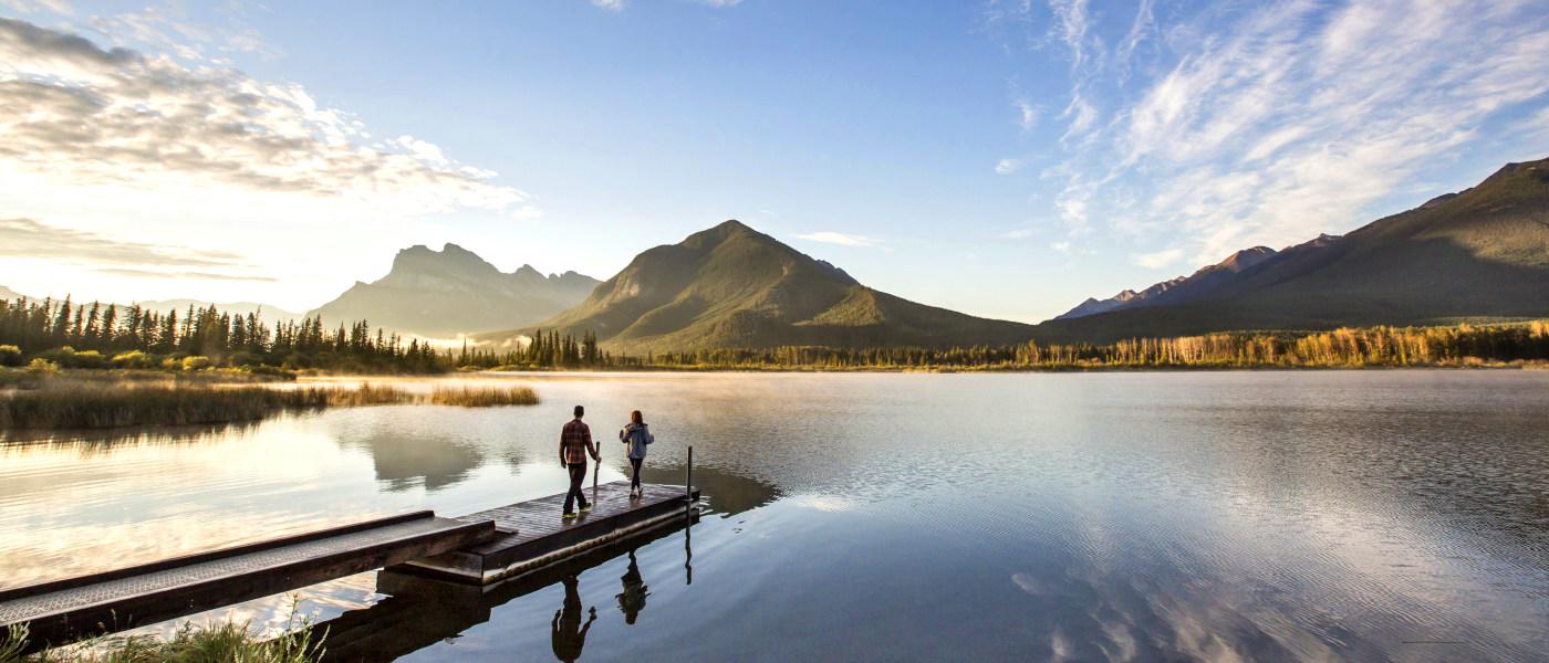 Firefly Holidays Banff Vermilion Lakes 1