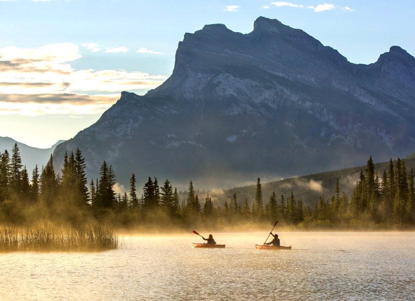 Firefly Holidays Banff Vermilion Lakes 3 600
