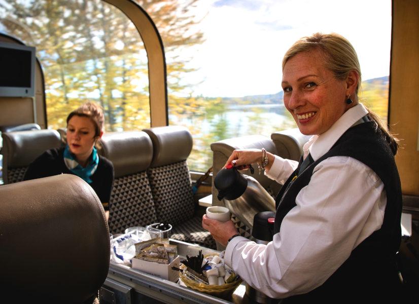 Firefly Holidays Canadian Service 600h