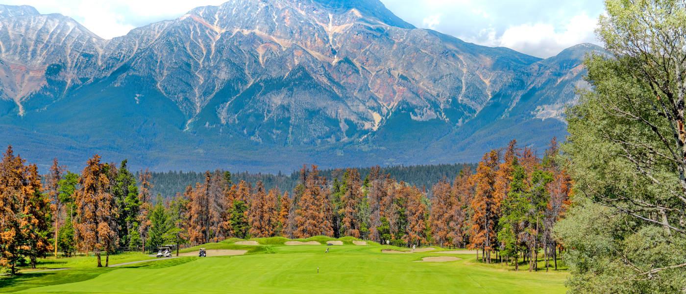 Firefly Holidays Jasper Golf