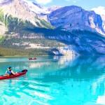 Firefly Holidays Jasper Maligne Lake 3