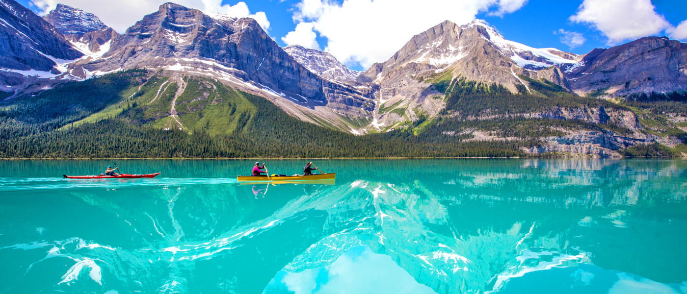 Firefly Holidays Jasper Maligne Lake 4