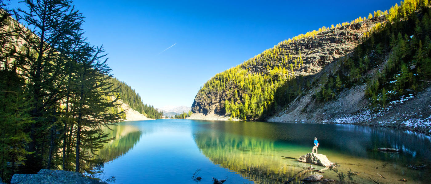 Firefly Holidays Lake Agnes