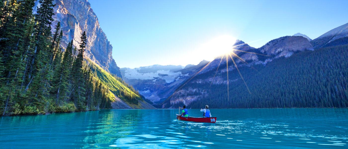 Firefly Holidays Lake Louise 1