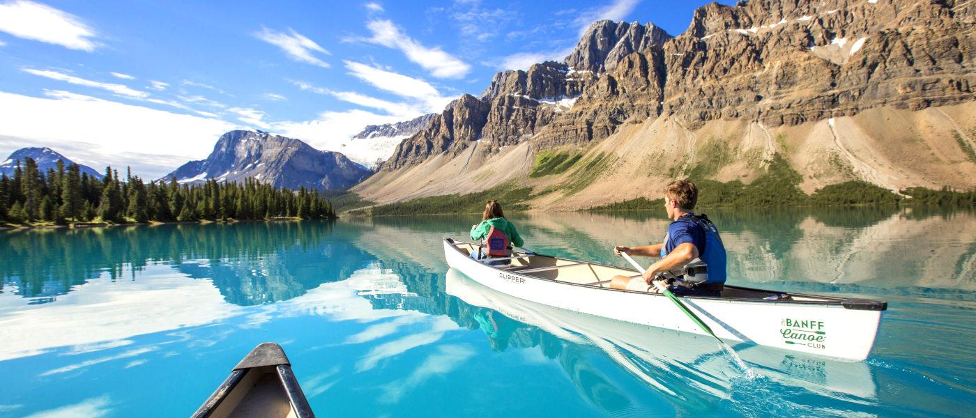 Firefly Holidays Lake Louise Bow Lake 2