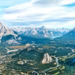Firefly Holidays Overlooking Banff