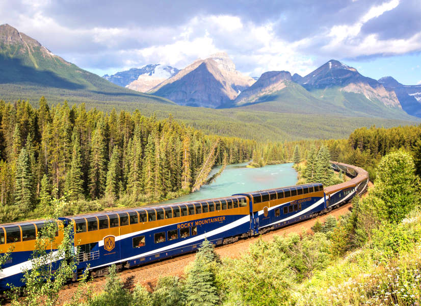 Firefly Holidays Rocky Mountaineer 2 600h