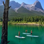 Firefly Holidays Banff SUP Canmore