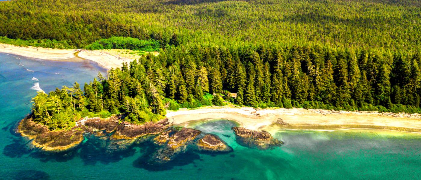 Firefly Holidays Vancouver Island Beach 2