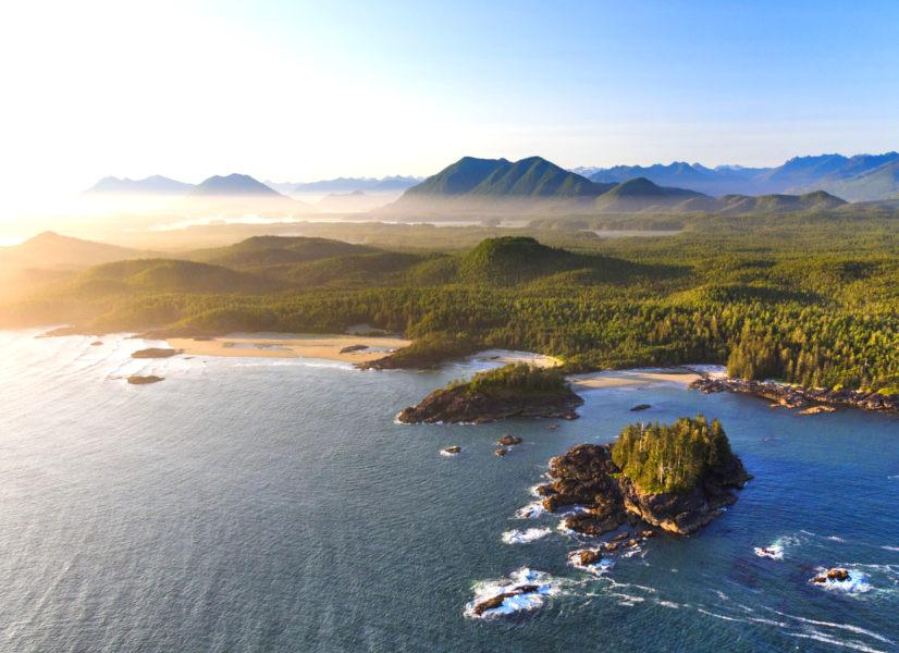 Firefly Holidays Vancouver Island Coast 2 600h