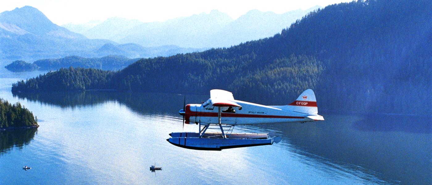 Firefly Holidays Vancouver Island Float Plane 2