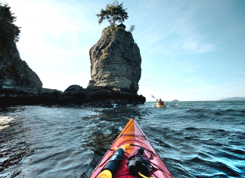 Firefly Holidays Vancouver Island Kayaks 2 600h