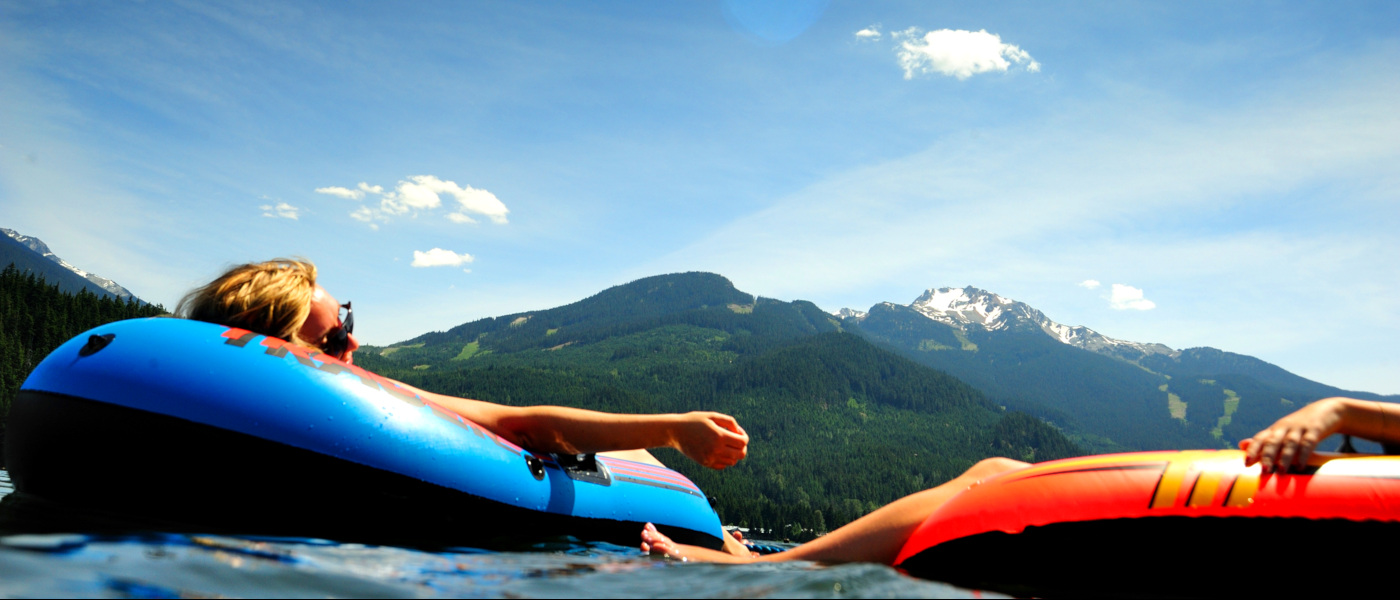 Firefly Holidays Whistler Dingy 2
