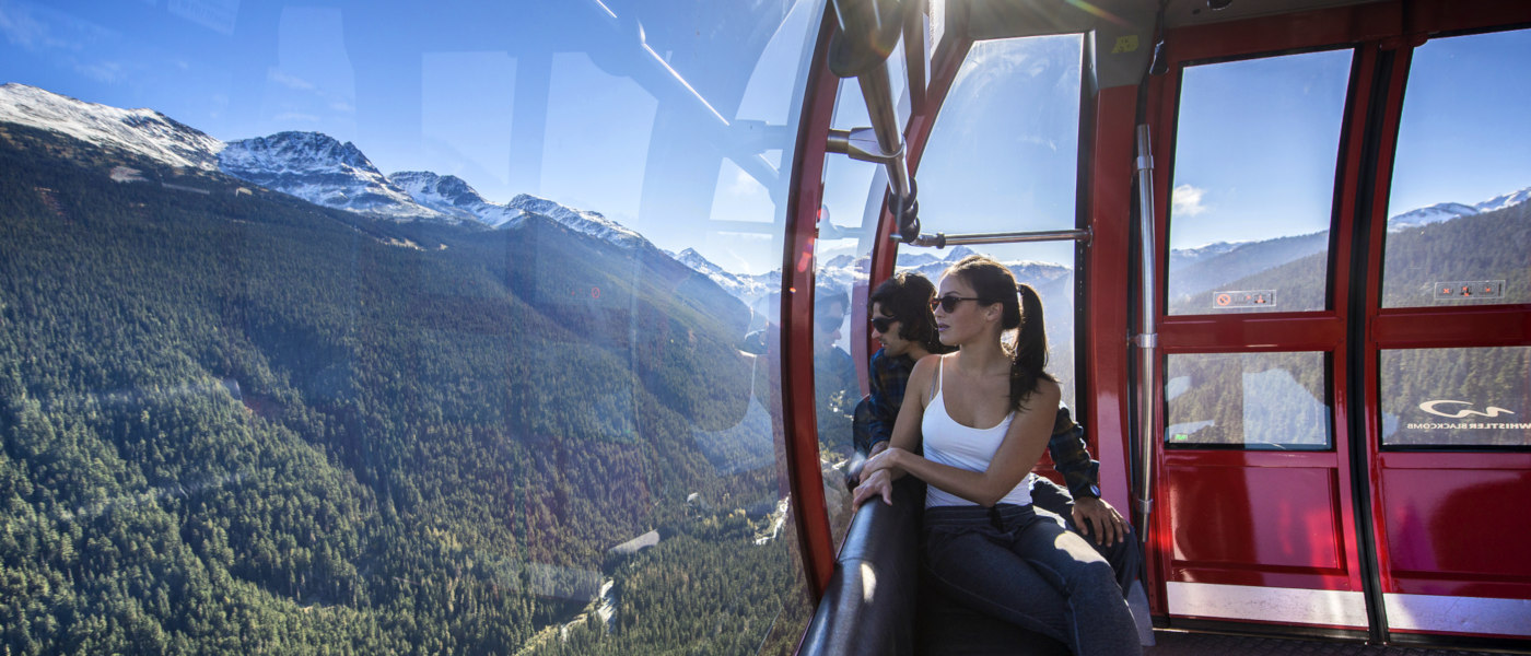Firefly Holidays Whistler Peak2Peak 2