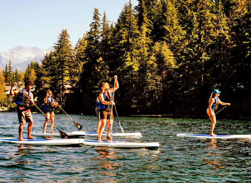 Firefly Holidays Whistler SUP 600h