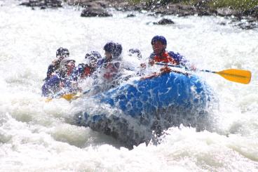 Jasper Rafting Wild Std