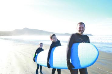 Tofino Surf School Std