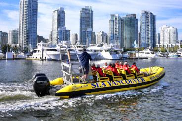 Vancouver Harbour Tour Std