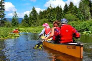 Whistler Canoe Tour Std