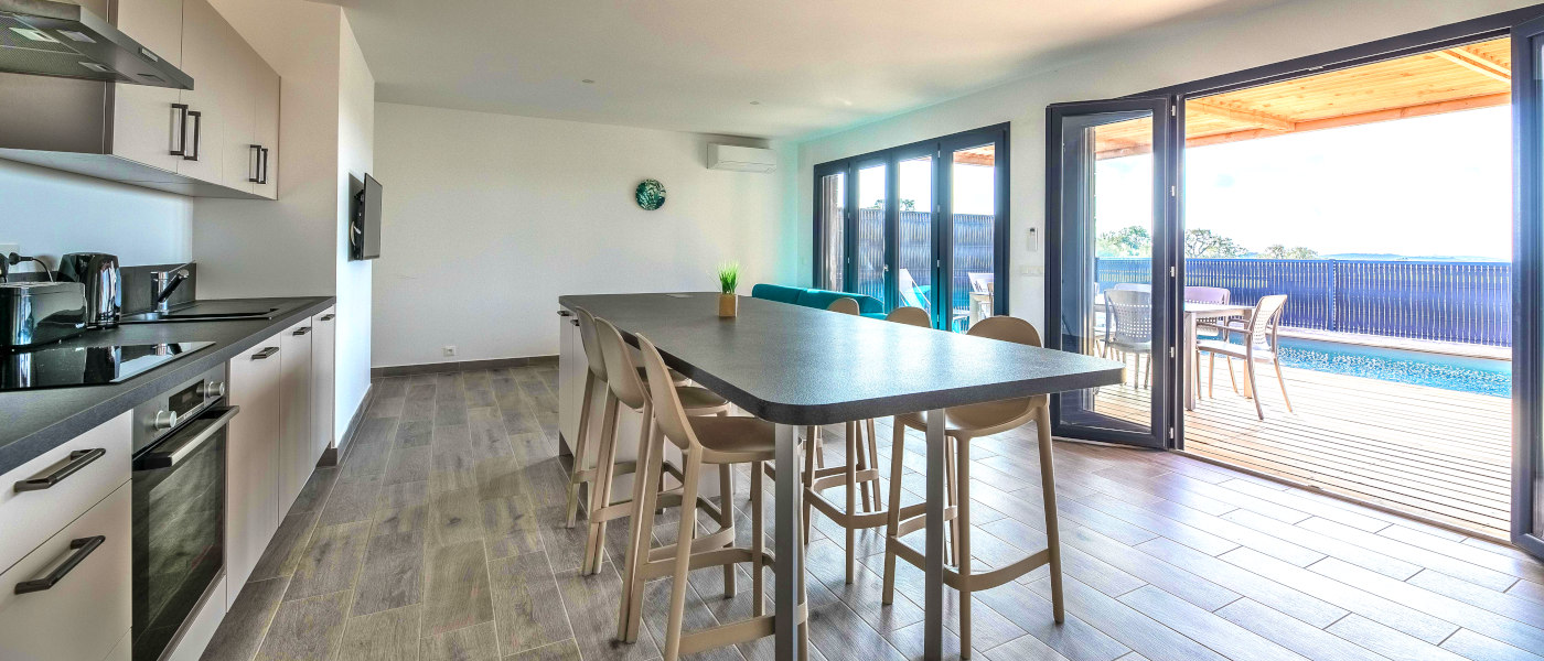 Firefly Corsica Terrasses d'Arsella 3 Bed Sup 8 Living 2