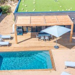 Firefly Corsica Terrasses d'Arsella 3 Bed Sup Aerial