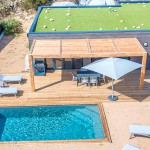 Firefly Corsica Terrasses d'Arsella 3 Bed Sup Aerial b