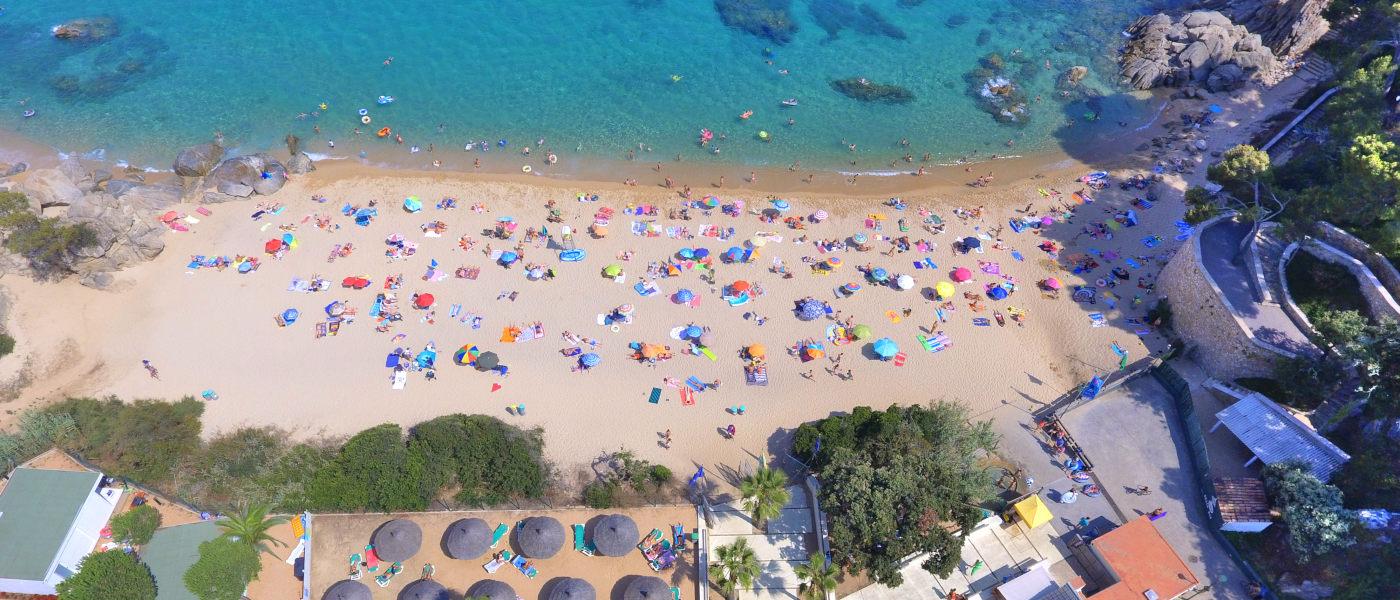 Firefly Holidays Cala Gogo Beach 5