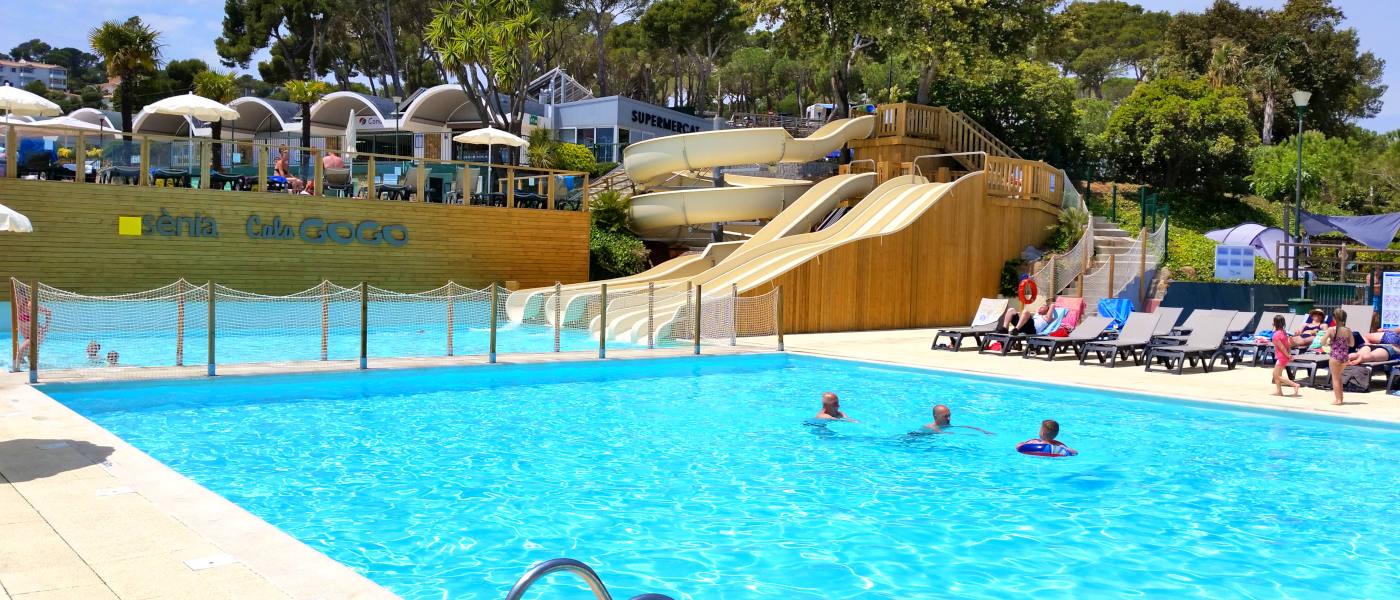 Firefly Holidays Cala Gogo Pool 1