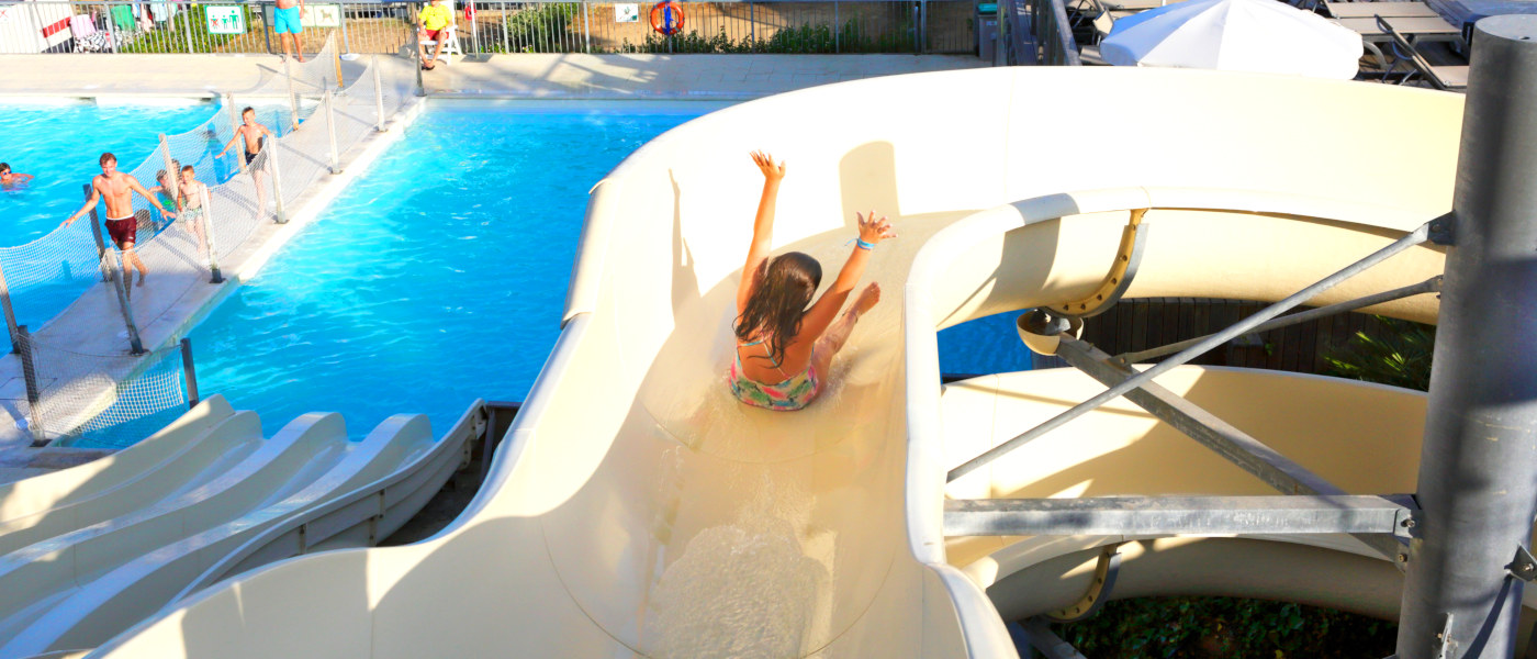 Cala Gogo Waterslide 2
