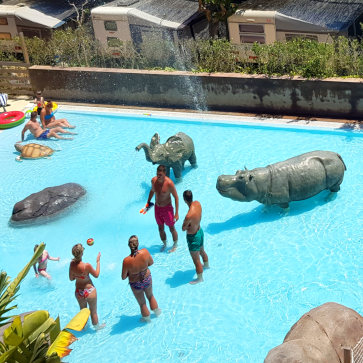 Firefly Holidays Cala Gogo Kids Pool 363