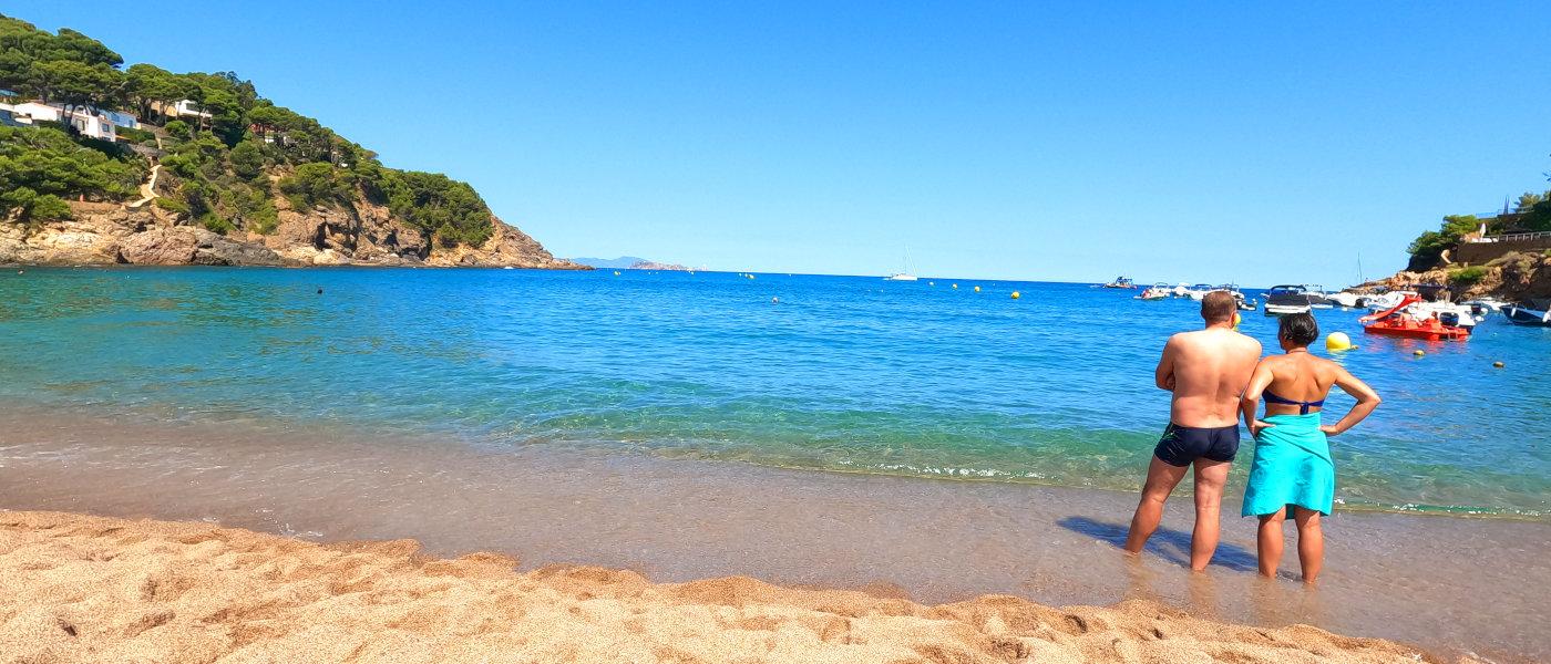 Firefly Holidays Sa Riera Beach
