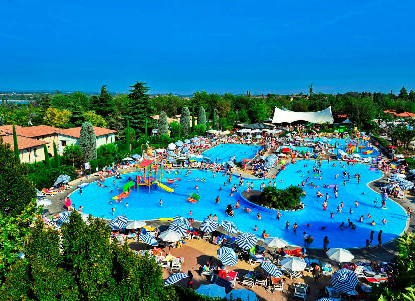 Bella Italia Water Park