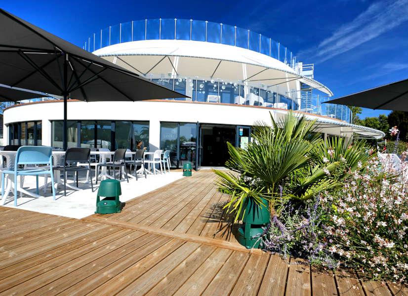 Firefly Holidays Beg Meil L'Atlantique Restaurant 2020 600h