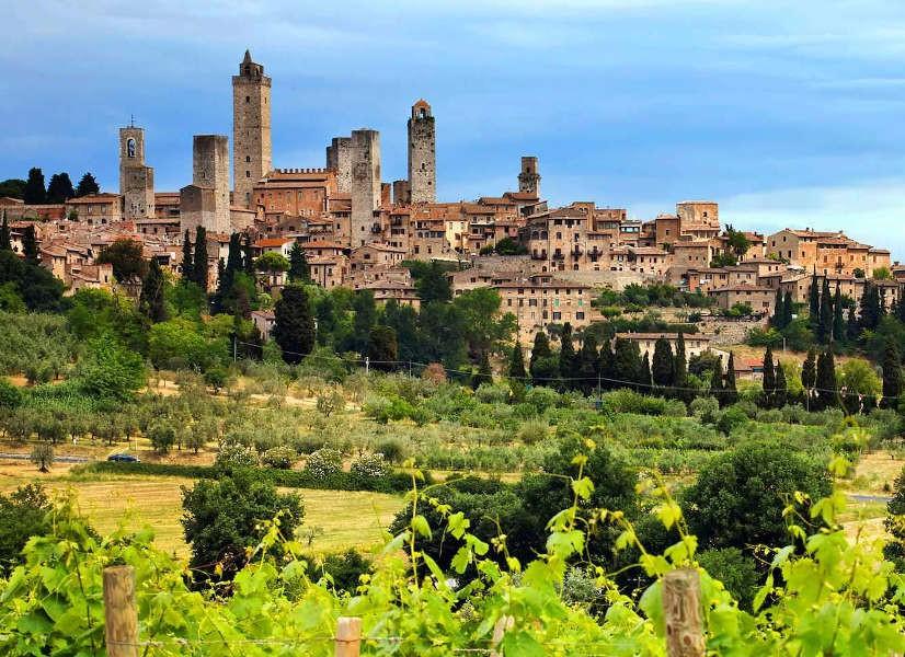 San Gimignano 600h