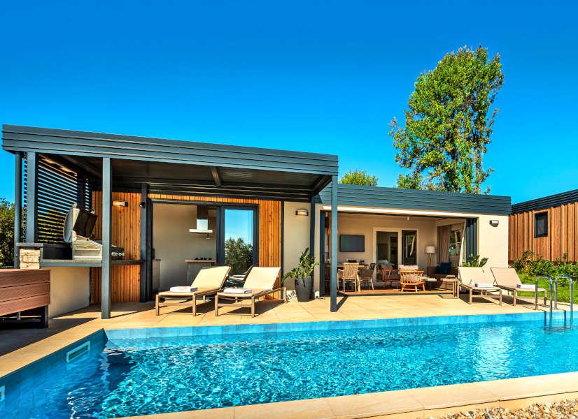 Istra Camping Pool Villa Pool ext 600h