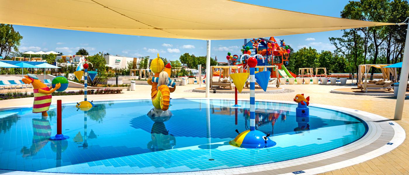Istra Camping Toddler Pool