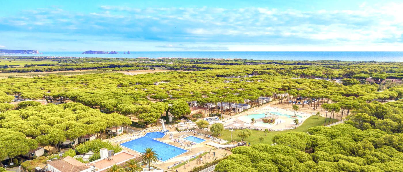 Cypsela Resort Aerial 1