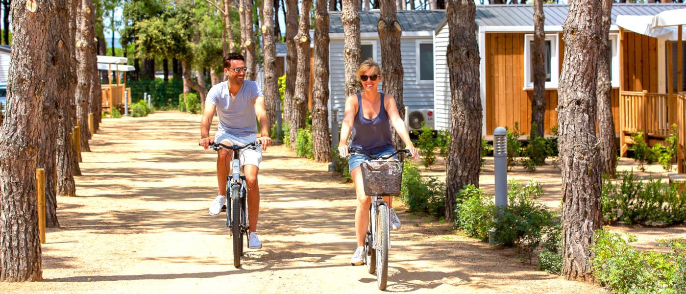 Cypsela Resort Bikes
