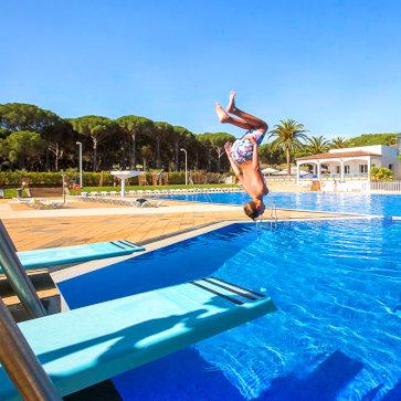 Cypsela Resort Diving Boards 363